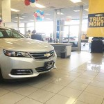 buying new or used car