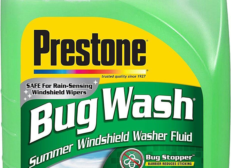 Best Windshield Washer Fluid