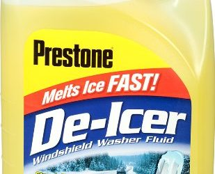 Best Windshield Washer Fluid For Winter