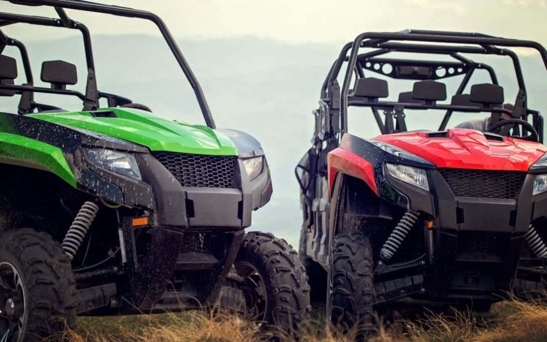 What's an ATV and How Does It Differ From a UTV?